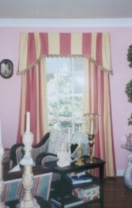 Window Treatments, Drapery, Valance