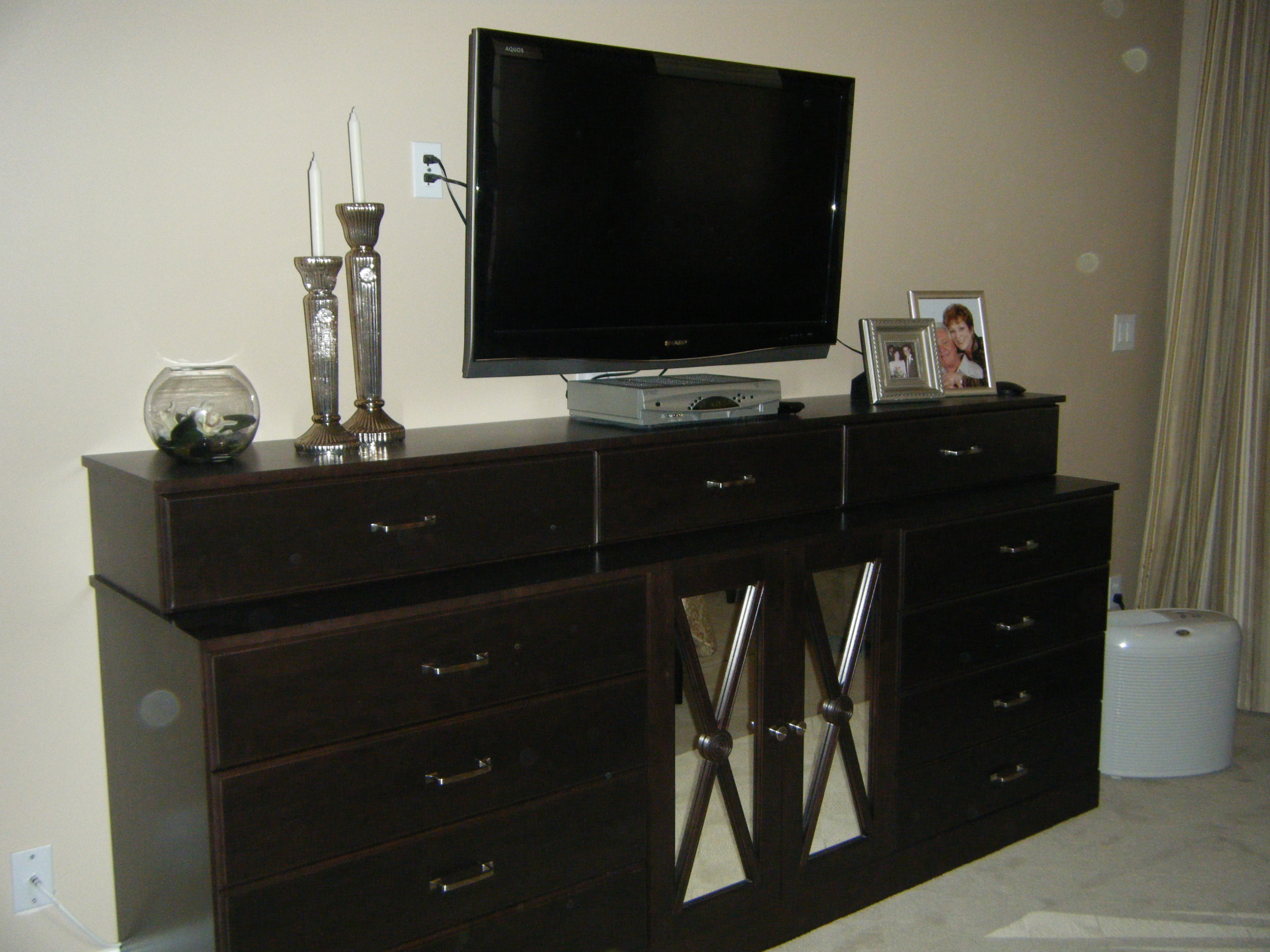 bedroom television decorating ideas and solutions