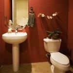 paint, painting, paint colors, powder room, bathroom