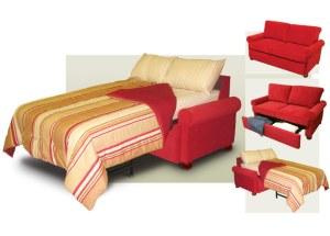 sleeper sofa, sofa sleeper, shoehorn furnishings